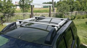 ATLANT Багажник в сборе - Renault Duster (5-dr SUV) 15-...